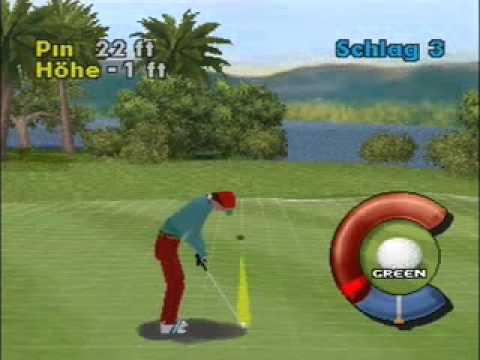 Actua Golf Playstation
