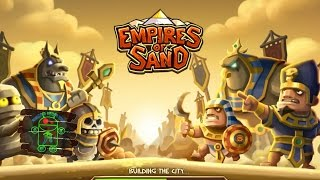 Empires of Sand TD - HD Android Gameplay - Tower Defense Games - Full HD Video (1080p)