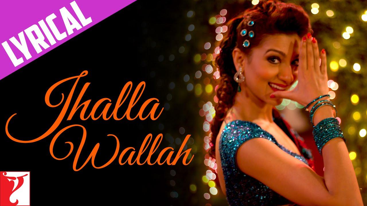 JHALLA WALLAH Lyrics in Hindi - Shreya Ghoshal Jhalla Wallah Lyrics in Hindi - Shreya Ghoshal