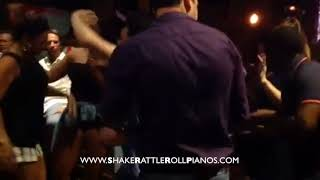 Shake Rattle & Roll Dueling Pianos - Video of the Week - Mike's Bachelor Party!