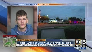 Court records detail reason officials say a man fired shots inside a Tempe Walmart