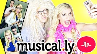 FILMING 50 MUSICAL.LYS IN 1 DAY CHALLENGE!!
