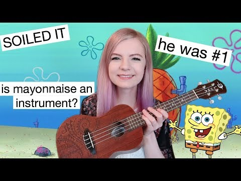 I wrote a song using only iconic spongebob quotes!