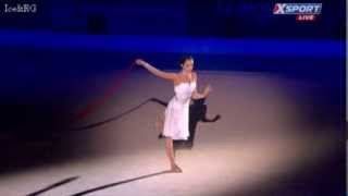 Anna BESSONOVA EX - World Champs 2013, Opening Ceremony
