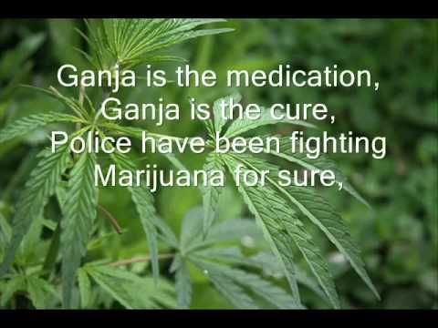 Download Bob Marley | Ganja in My Brain with Lyrics HD Mp4 3GP Video and MP3