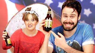 Irish People Taste Test American Craft Beer