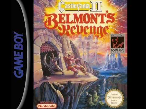 castlevania ii belmont's revenge gameboy color