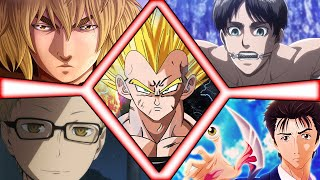 Debating The Best Character Development In Anime