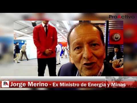 CADE 2017: Entrevista a Jorge Merino, ex ministro de Energía y Minas (I de II)