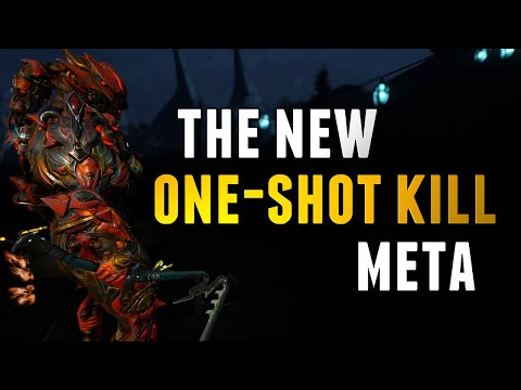 Warframe: THE NEW ONE-SHOT KILL META | THE OLD BLOOD UPDATE
