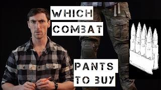 Which combat pants should you buy? Crye, Drifire, Truspec, BDU, Arc'Teryx, Airsoft