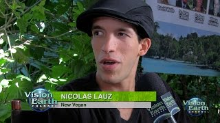 Nicolas Lauz Interview