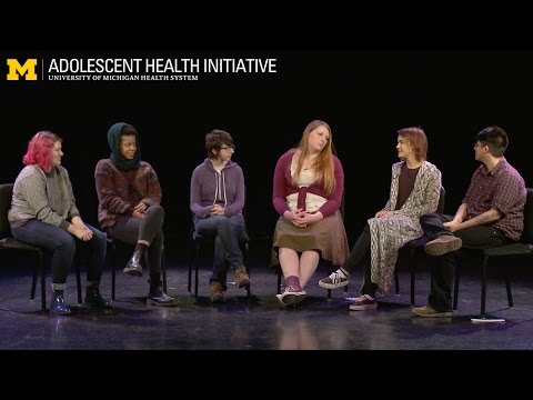 Voices of Transgender Adolescents in Healthcare
