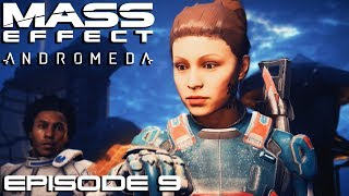 Mass Effect: Andromeda - Ep 9 - Sauvetage dans le Grand Froid - Let's Play FR ᴴᴰ