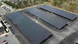Six Flags conclui projeto solar gigante em Nova Jersey