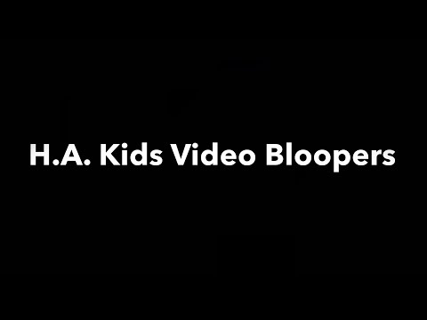 Hope Alive kids Bloopers! ENJOY!