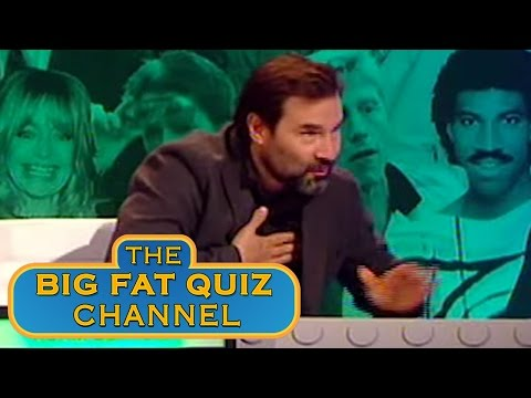 Big Fat Quiz – Adam Buxton a breakdance