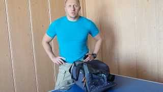 видео 511-Tactical RECON Outbound Gym Bag
