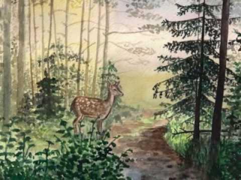 Детские Песни - Лесной Олень