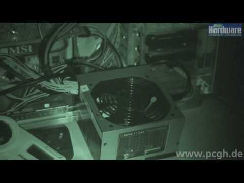 Stehender Netzteillüfter im PC - PCGH in Gefahr