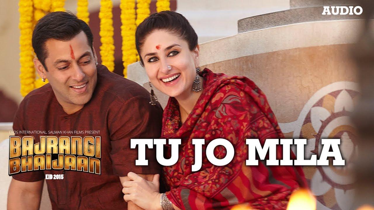 Tu Jo Mila Hindi Lyrics – Bajrangi Bhaijaan sung by KK