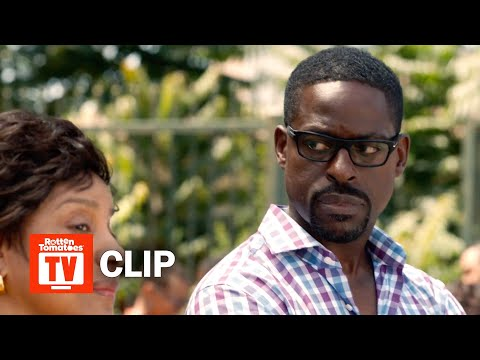 This Is Us S04 E03 Clip | 'Carol Gives Randall Some Serious Props' | Rotten Tomatoes TV