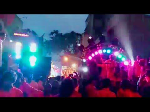 Pogo sound Vs sarvesh sound competition at Belgav ganpati
