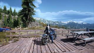 Days Gone Toggle HUD and Ray Tracing Mods PC Gameplay 4K