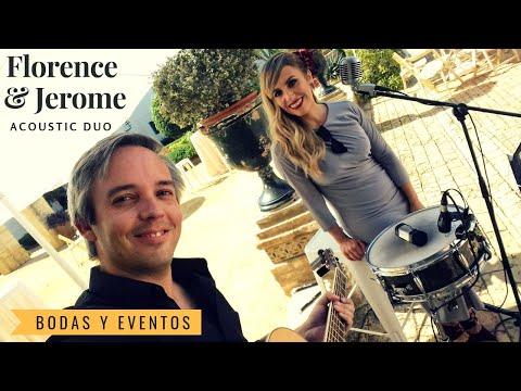 Musica Boda Sevilla Florence & Jerome Duo Acustico