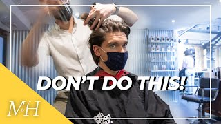 5 Mistakes To Avoid When Growing Your Hair!