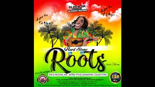 DJ DOTCOM PRESENTS HARD STONE ROOTS ROCK REGGAE MIX RETRO STYLE DIAMOND COLLECTION