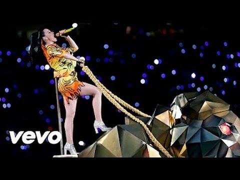 Katy Perry - Super Bowl XLIX Halftime Show 2015 Performance HD