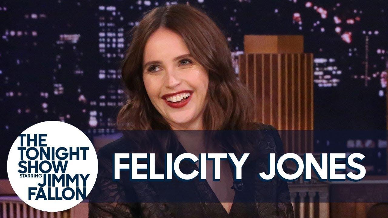 Felicity Jonesand Eddie Redmayne Trade Insults on Set thumbnail