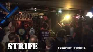 Strife - What will remain, live at Innocent (Hengelo)