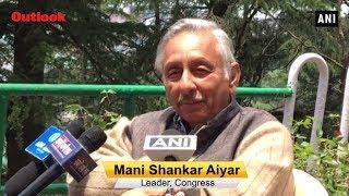 There's No Comparison Between Nehru's Era And Current Govt: Mani Shankar