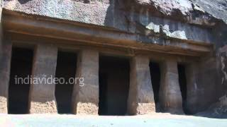 Ajanta Cave No.3, Aurangabad, Maharashtra