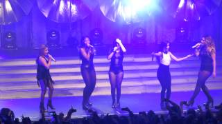 """Fifth Harmony - """"This Is How We Roll"""" LIVE - Toronto 2015"""
