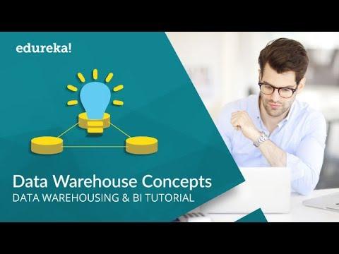 Data Warehouse Concepts | Data Warehouse Tutorial | Data ...