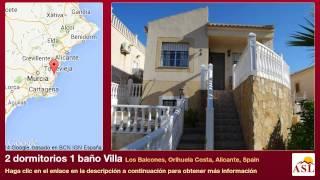 preview picture of video '2 dormitorios 1 baño Villa se Vende en Los Balcones, Orihuela Costa, Alicante, Spain'