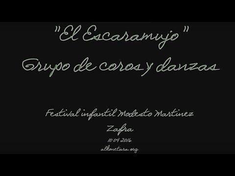 2016 01 10 Festival infantil Modesto Martinez - Zafra