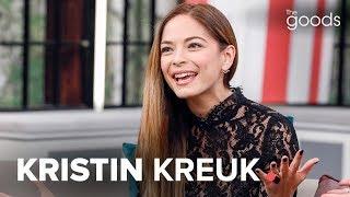 Kristin Kreuk On Her New Show Burden Of Truth | The Goods