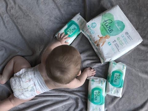 Video v článku Video recenze: Pampers Pure