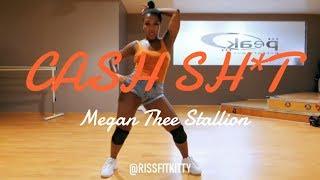 CASH SH*T | Megan Thee Stallion Ft Da Baby | Marissa Tonge Choreography