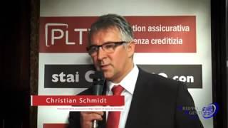 5° CONVENTION GAA GENERALI - INTERVISTA DOTT. CHRISTIAN SCHMIDT GENERALI GERMANIA
