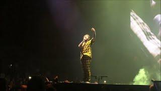 Post Malone Concert. Royal Arena, Copenhagen Denmark. Spring 2019