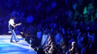 George Strait - River Of Love - MGM Grand Garden Arena - Las Vegas, NV - February 1, 2014