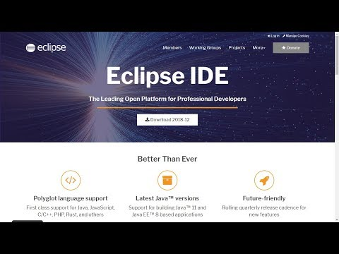 Eclipse (software) - portablecontacts net