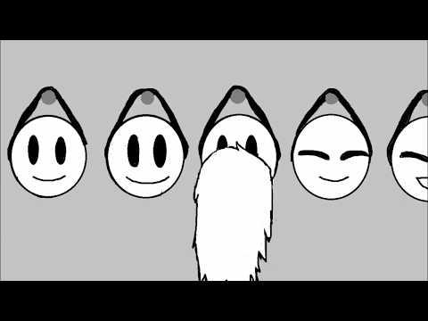 Le masque pour les paupières en hiver