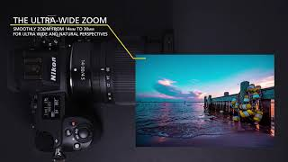 YouTube Video CHbXQlY-IJY for Product Nikon NIKKOR Z 14-30mm f/4 S Lens by Company Nikon in Industry Lenses