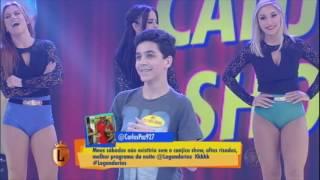 Canjica Show: conheça a irreverência de Mc Chinelinho
